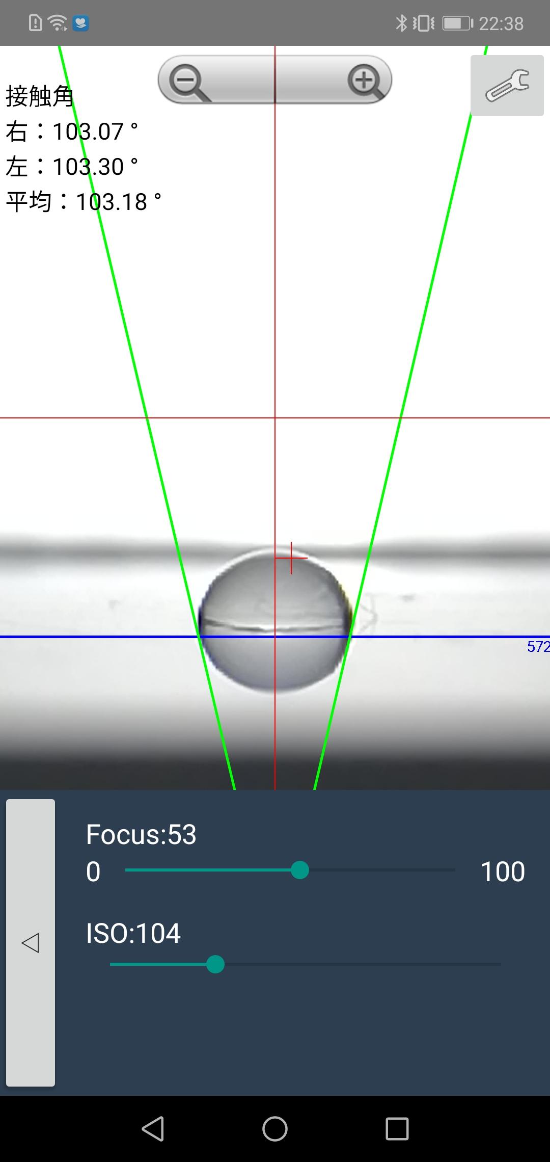 接触角計 Smart contact PRO1002